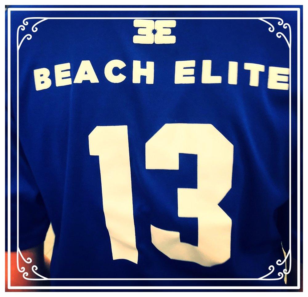 beach elite jersey