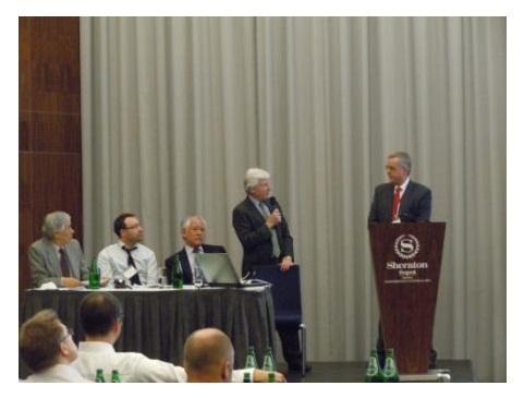 Dr. Joseph Kiyoshi Asahina, Mr. Martin Jebens, Dr. Jon Doi, Finn Longinotto, Dr. Thomas Stock