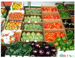 If all produce boxes were recycled, it would save money and reduce greenhouse gas emissions.