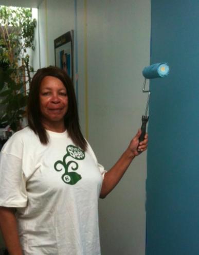 sharon_painting_office