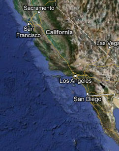 map_california