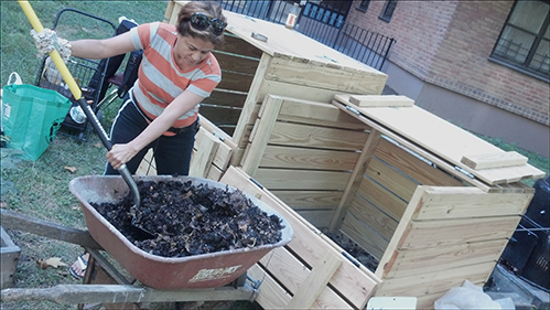 Baruch Composting 2