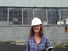 United Corrstack pic_Jennie with hardhat1