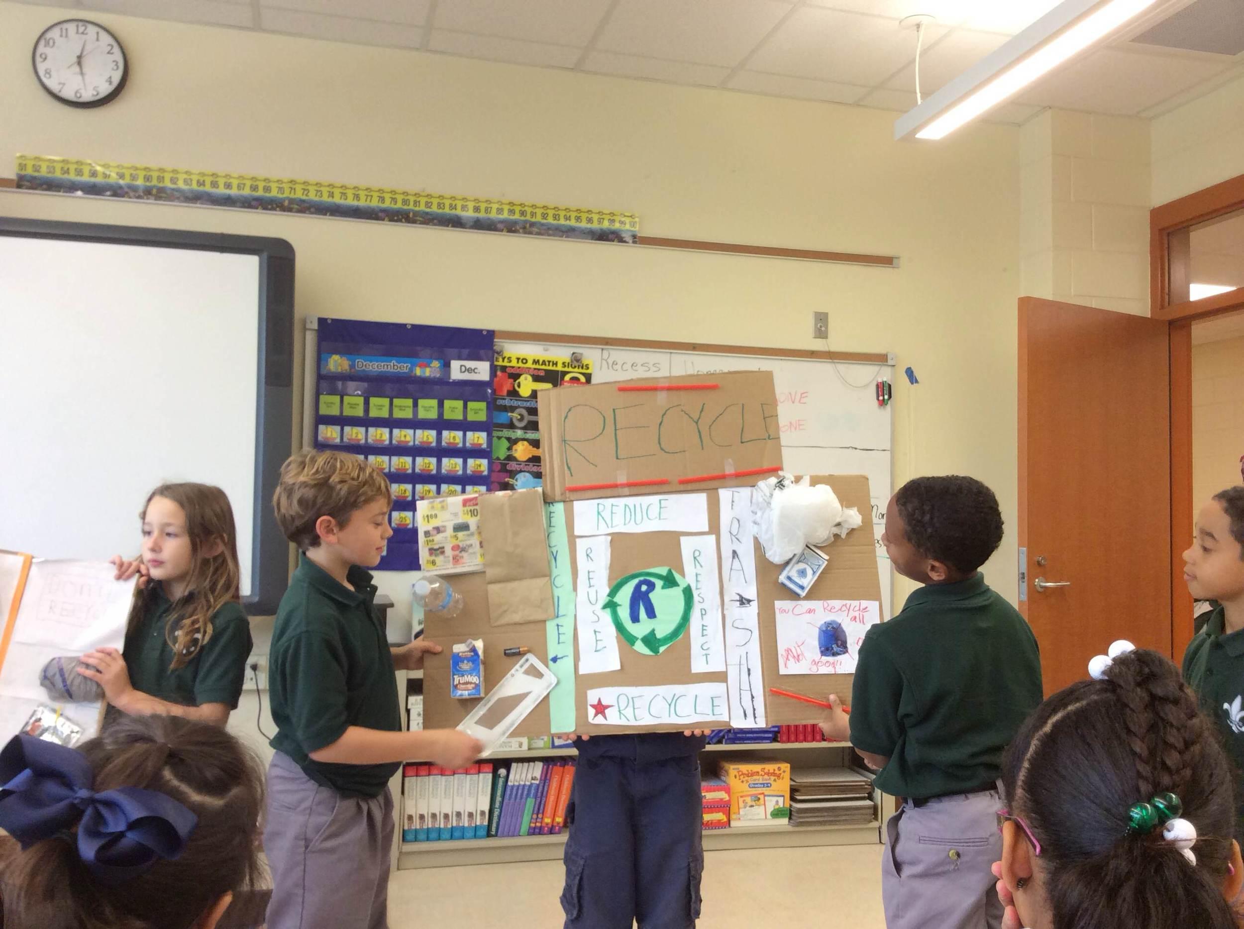 Global Green Recycling Rangers 3