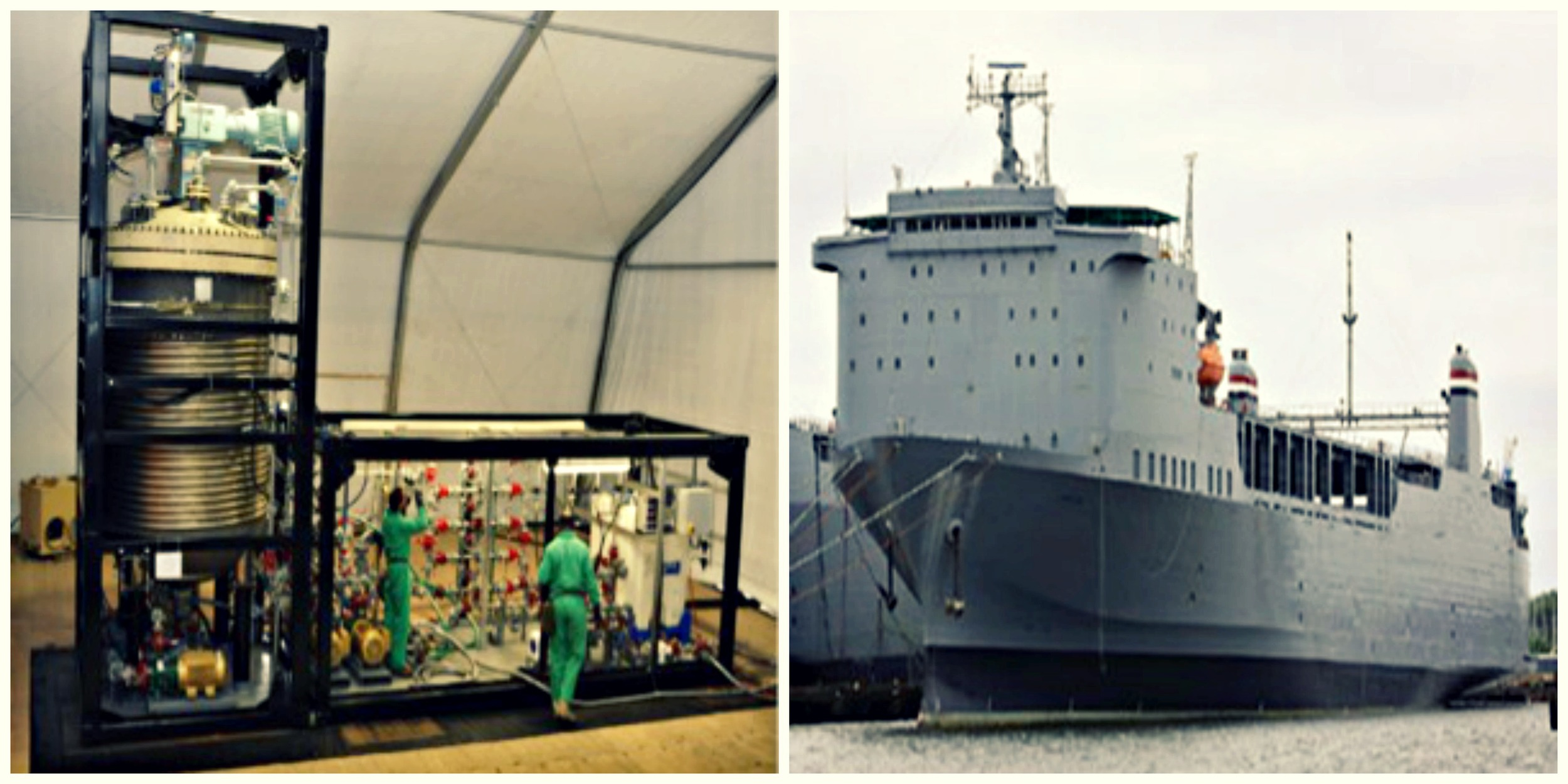CW Ship Collage