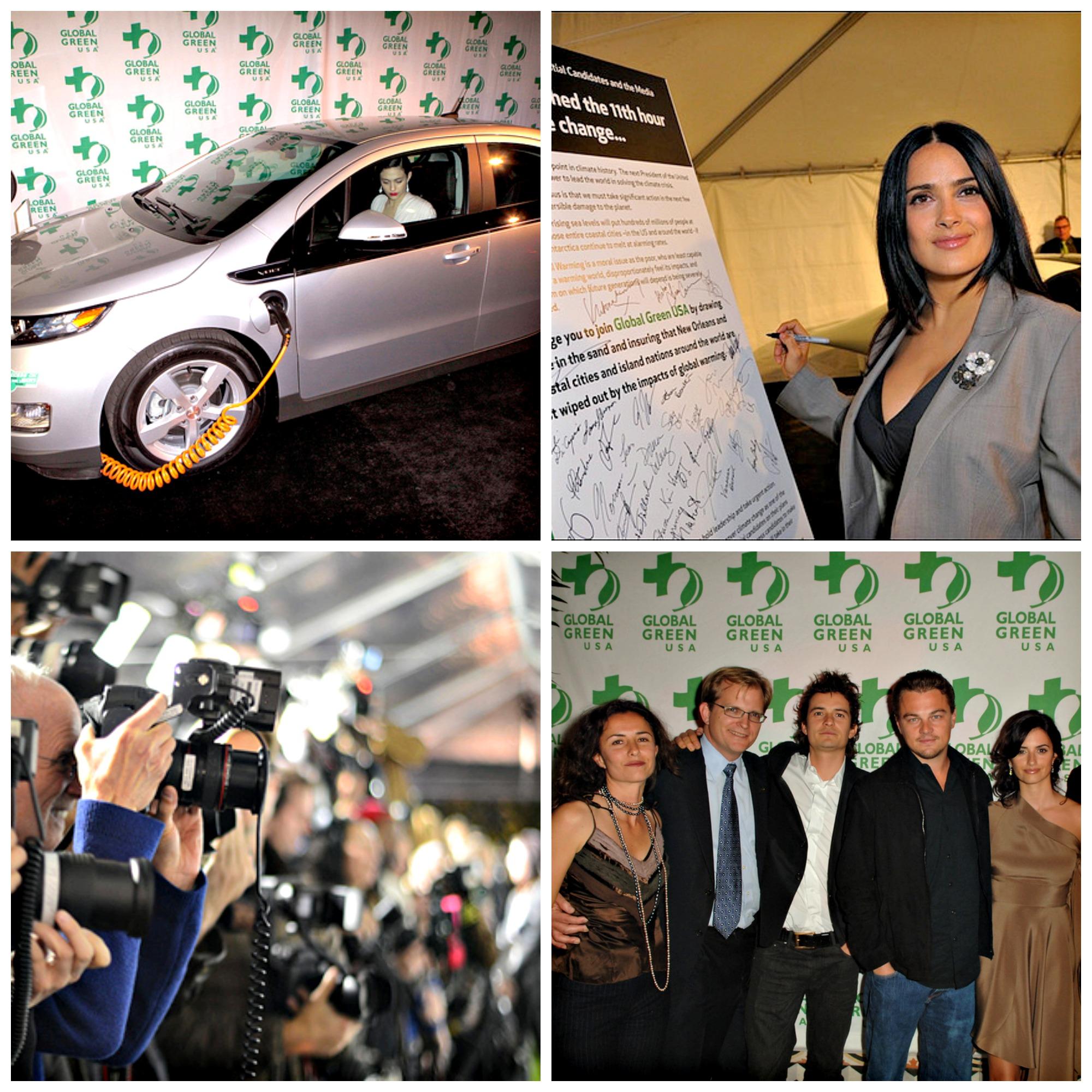 PreOscar History 4 Collage