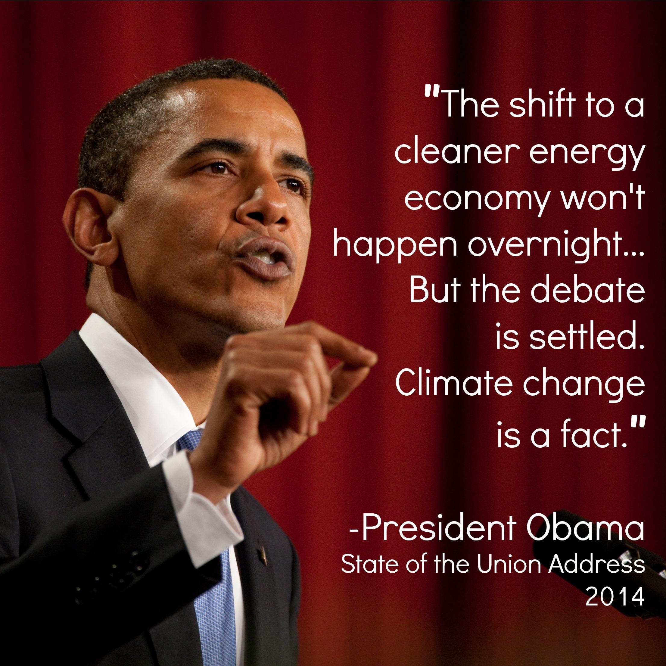Obama SOTU Quote