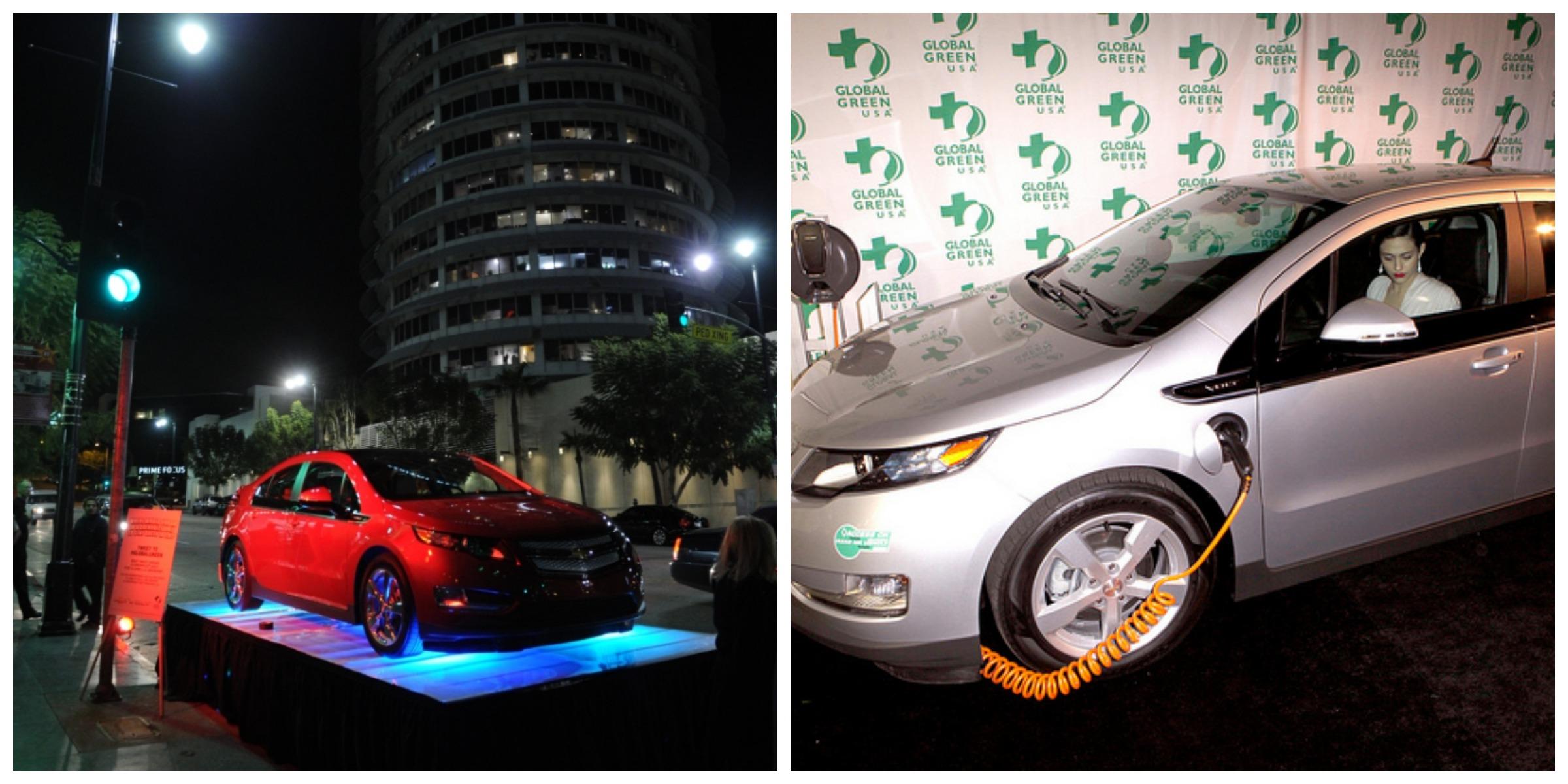 Green Cars Global Green USA Pre-Oscar Party