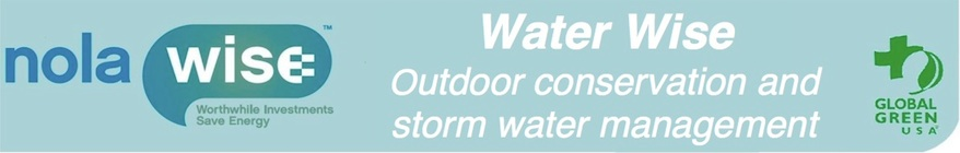 Water Wise Conservation header