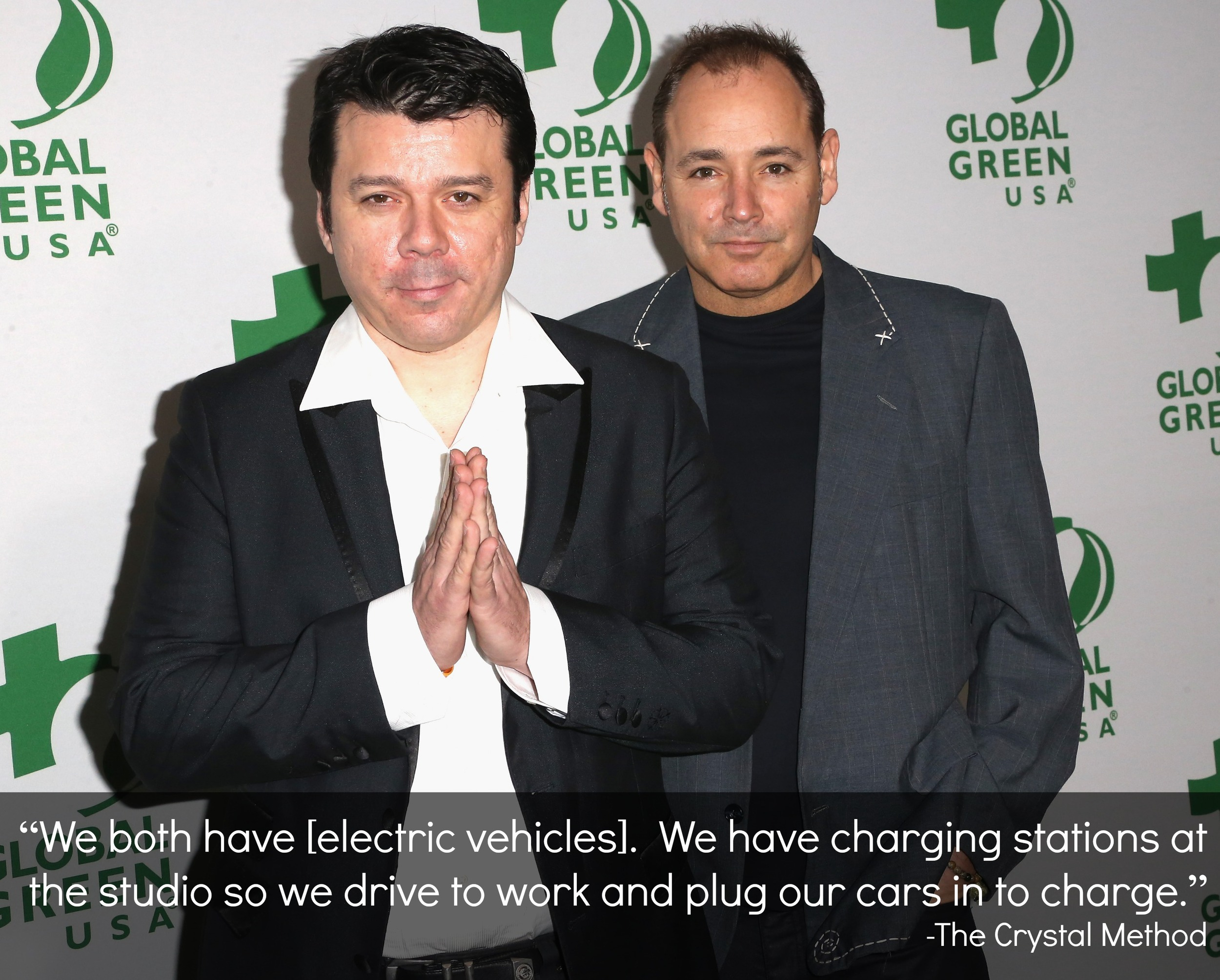 The Crystal Method Quote