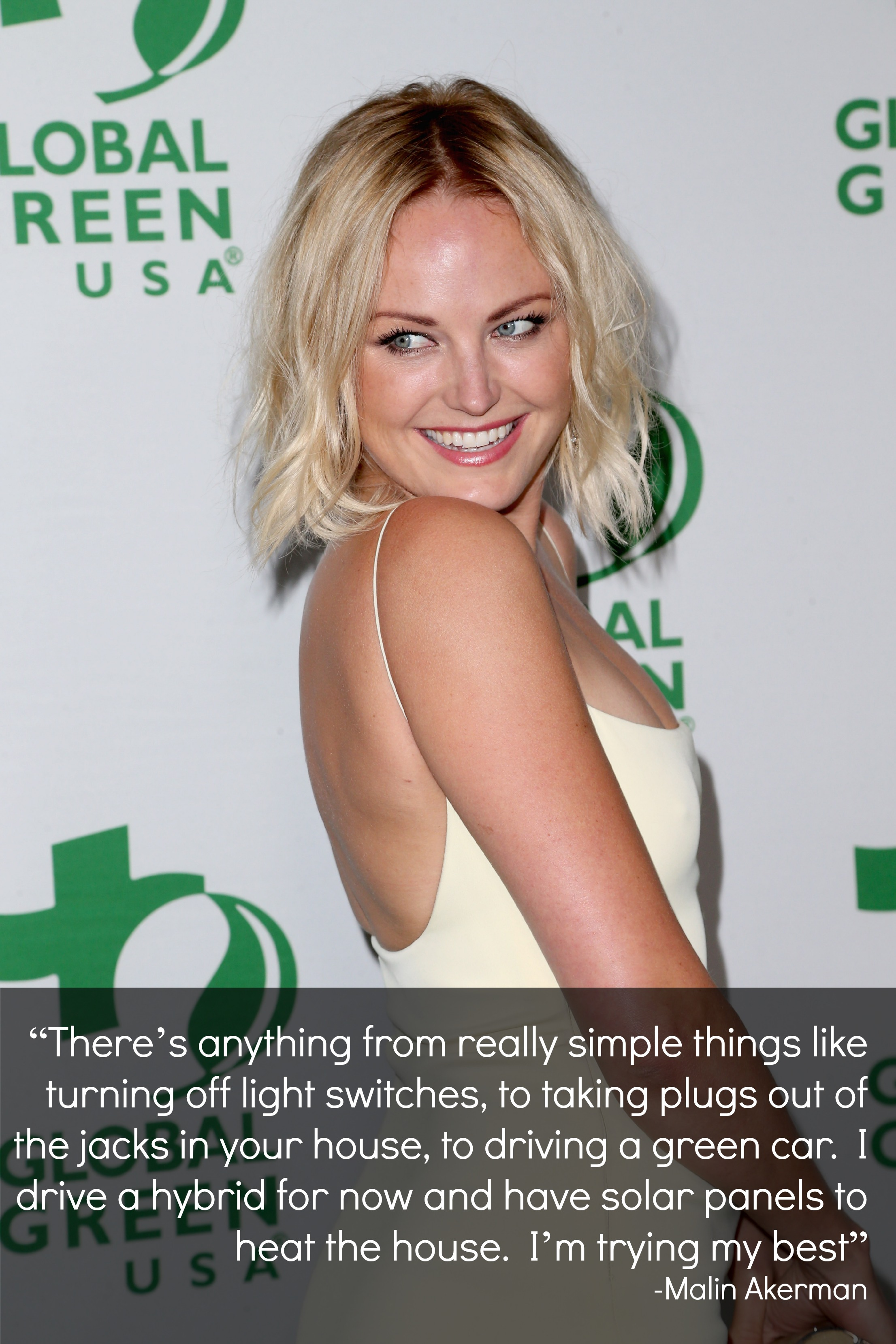 Malin Akerman Quote