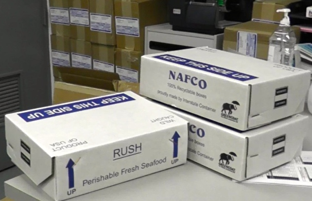 Interstate Box for NAFCO