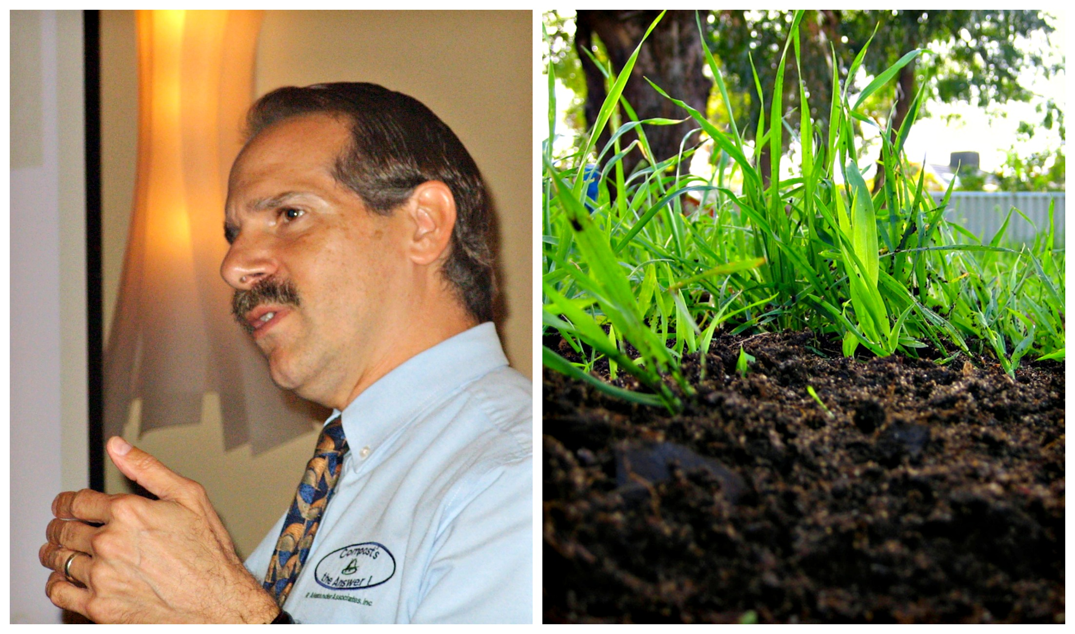 Compost Hero Ron Alexander