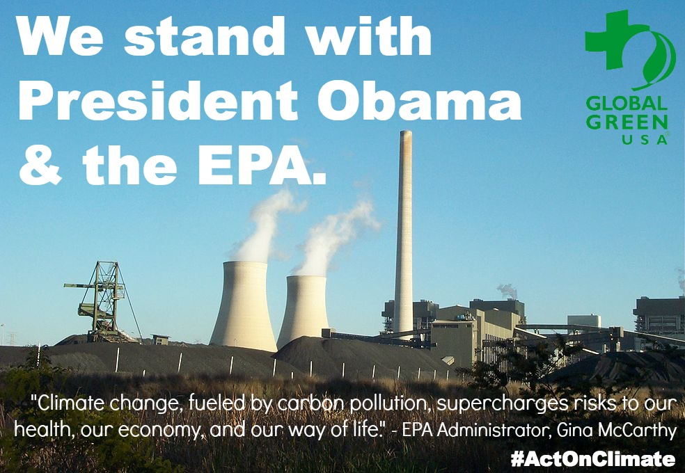 Coal Power Plant Standards Support