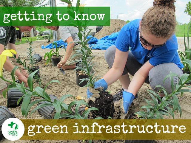 global green green infrastructure