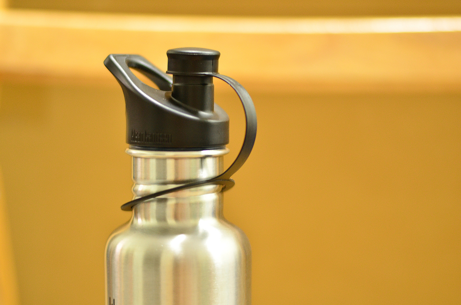 Re-Usable Water Bottle, photo cred: xlrider, flickr