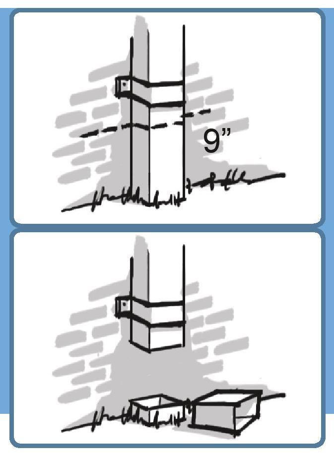 Downspout 1