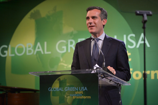 Eric Garcetti, Los Angeles Mayor-elect
