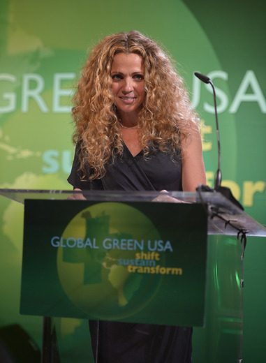 Seane Corn, Founder, Off the Mat  The International Environmental Leadership Award