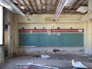 Andrew H. Wilson Charter School before...