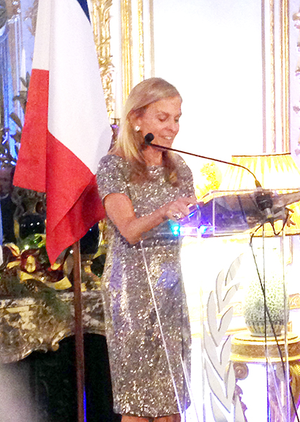 Ambassador to France and Monaco Jane D. Hartley