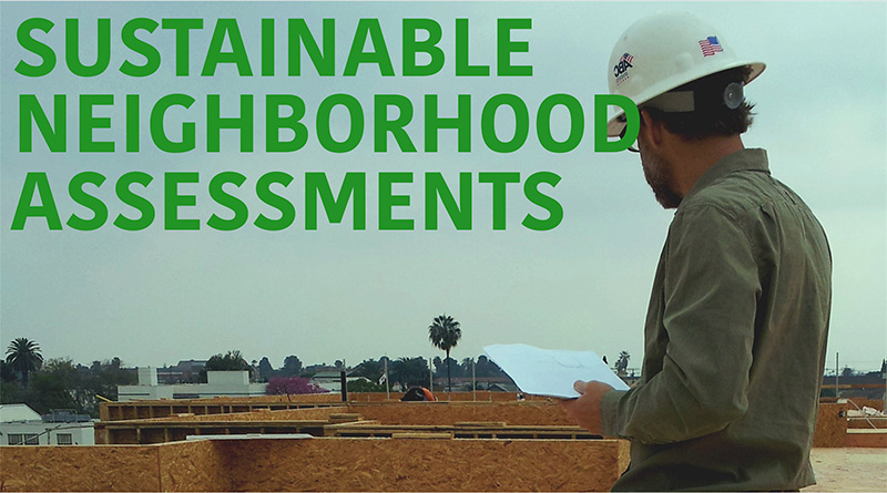 We travel to 8 communities each year across the United States to provide neighborhood-scale sustainable building recommendations. We meet with community stakeholders to determine needs, and city staff to orient recommendations for implementation. To date, Global Green has worked with 23 cities on this initiative.