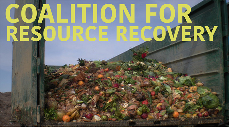 Global Green USA's Coalition for Resource Recovery helps generate value by transforming waste into assets.   The Coalition's vision is to eliminate the concept of waste so that the waste from one activity is food for another, benefitting the economy, people, and the environment. Closing the loop on materials reduces resource loss, energy consumption, and greenhouse gas emissions that cause climate change  .