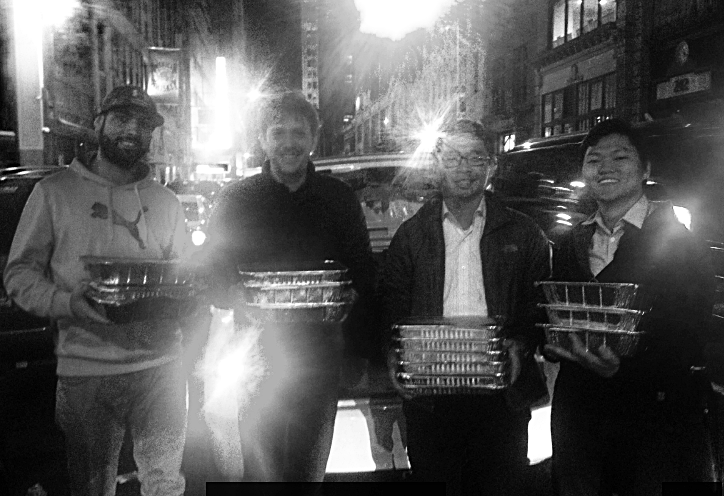 Food Rescue in Manhattan by Rescuing Leftover Cuisine and Global Green