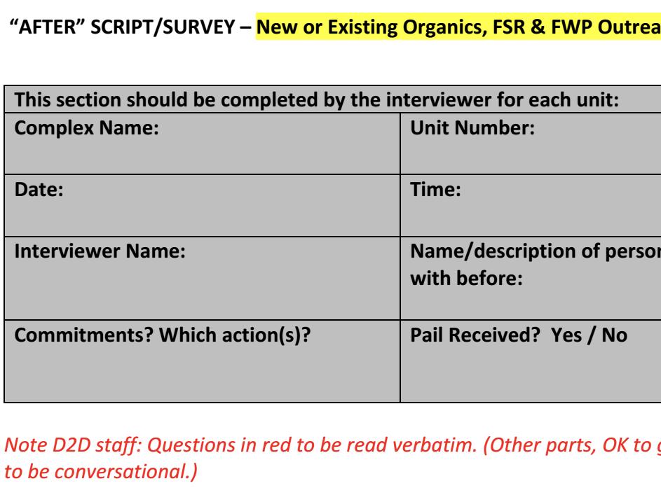 Post-Survey (English)