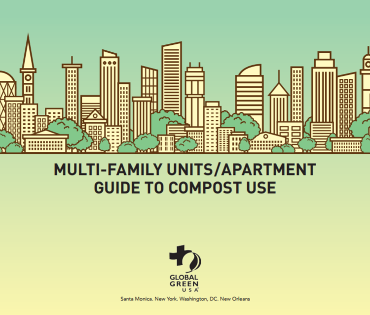 Compost Use in Real Estate - This report and an accompanying webinar outlines opportunities for both carbon sequestration, water management and cost savings.