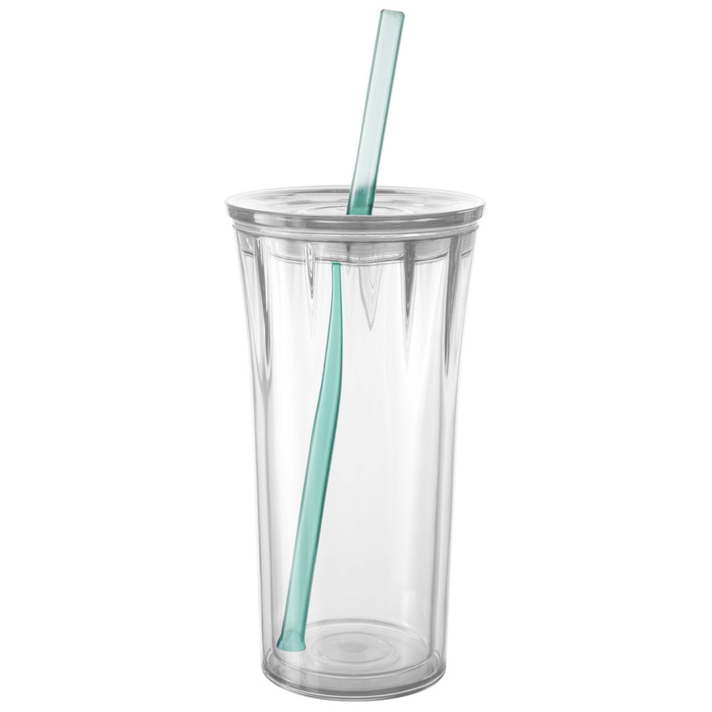 Reusable Glass Tumbler