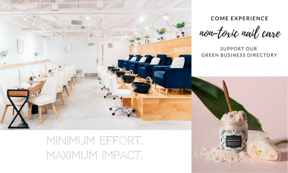 Base Coat Nail Salon has partnered with IMPACT Global Green to help fund Global Green's Food Waste Recovery Program. Through IMPACT, a percentage of all credit and debit card payments at Base Coat Nail Salon Flagship-2.png