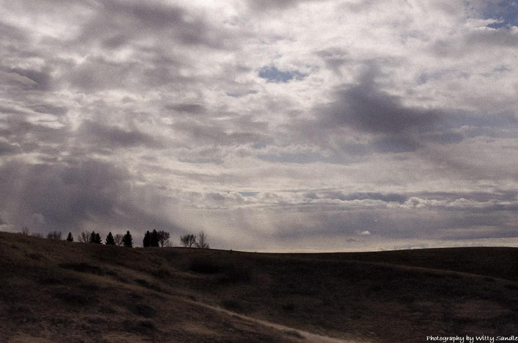 Lethbridge Silhouette