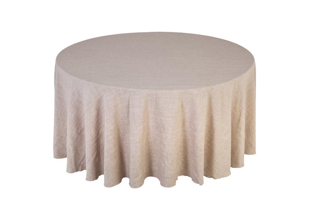Copy of mantel lino beige