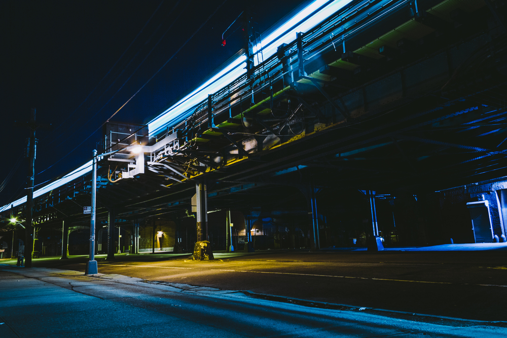 Couldn't sleep. Grabbed my camera and tripod and took a walk