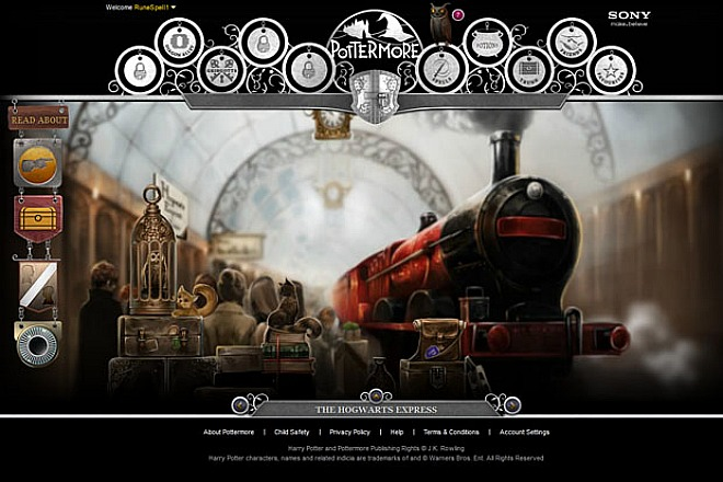 Image result for pottermore