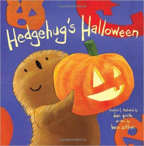 hedgehug's halloween