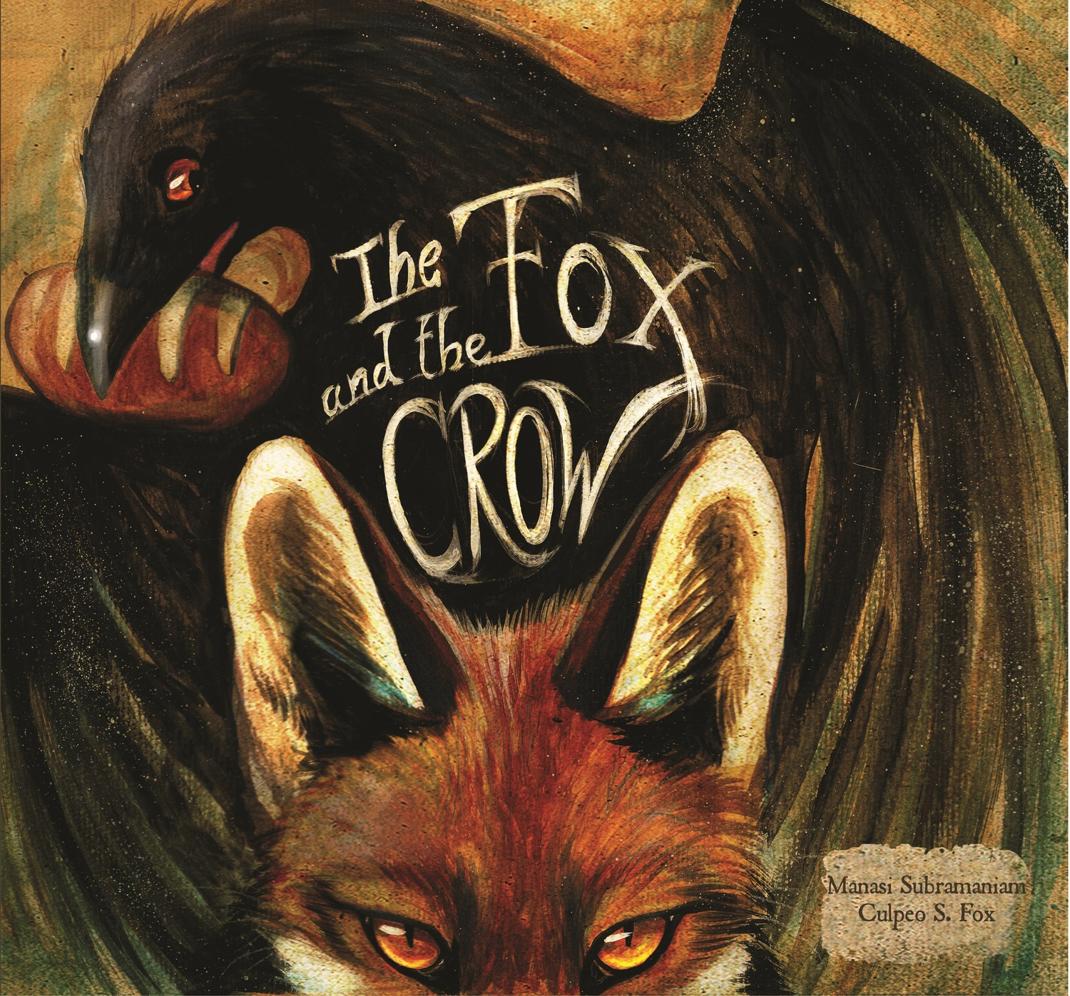 Childrens book and media review the fox and the crow