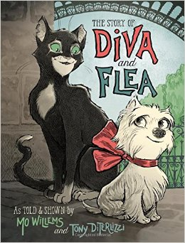 Image result for story of diva and flea