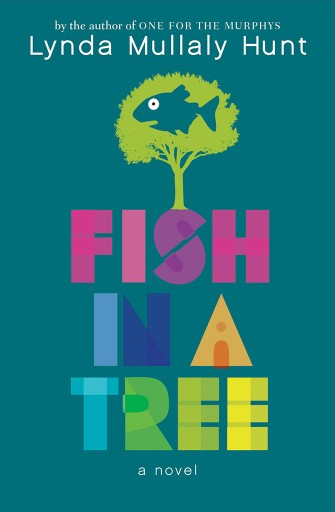 children s book and media review fish in a tree