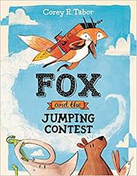 Fox and the Jumping Contest.jpg