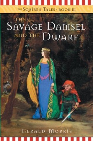 The Squire's Tales #3, The Savage Damsel and the Dwarf.jpg