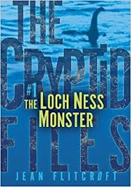The Cryptid Files #1, The Loch Ness Monster.jpg