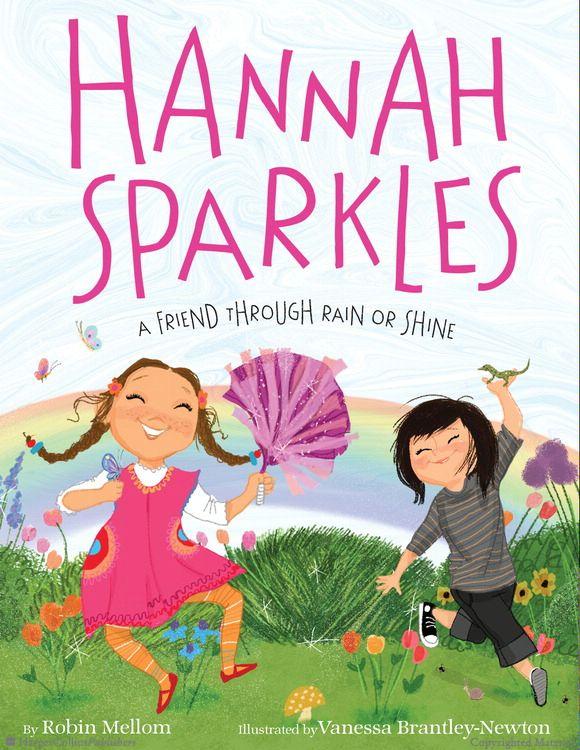 Hannah Sparkles - A Friend Through Rain or Shine.png
