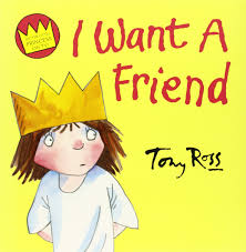 Children S Book And Media Review A Little Princess Story I Want A Friend