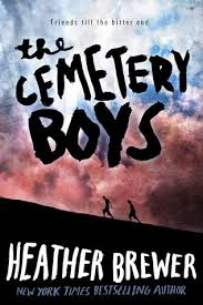 "The Cemetery Boys - As if having your mother committed to a mental institution wasn't bad enough, Stephen and his Dad have just moved to the world's tiniest, most backward town. And what's all this about ""The Winged Ones""? Stephen must find out who is his friend and who is his foe.Click on the image for a full review of this title."