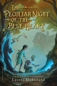 The Peculiar Night of the Blue Heart - In this middle-grade mystery novel with paranormal themes, Marybeth loves the special way that her friend Lionel has with animals. Recently he spied a glowing blue fox in the woods behind the orphanage…Click on the image for a full review of this title.