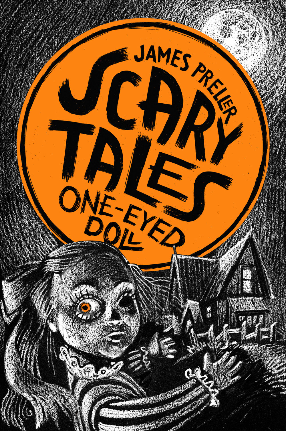One-Eyed Doll (Scary Tales) - This quick story has a nice little chill without going too far for the young and young at heart. This is the kind of story that might be told and retold at campfires and sleepovers for years to come.Click on the image for a full review of this title.