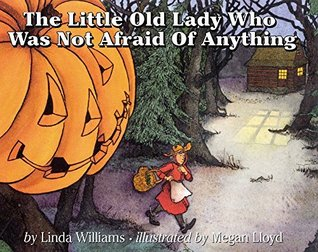 The Little Old Lady Who Was Not Afraid Of Anything - Need to give yourself some courage this Halloween? Follow this Little Old Lady who still gets a bit of a fright!No review has been scheduled for this book.