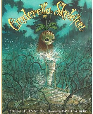 Cinderella Skeleton - The illustrations are awesome and the twisting rhyme is fun to follow, the only caution is that the poem is a bit long winded. Click image for a full review.